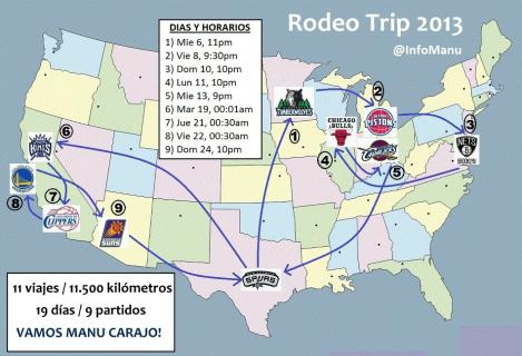 Mapa da RRT (Crédito: Info Manu)