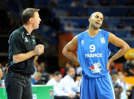 A EuroBasket de 2005 ainda está na mente do francês Tony Parker