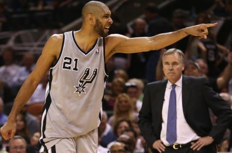 Tim Duncan é um exemplo a ser seguido na NBA